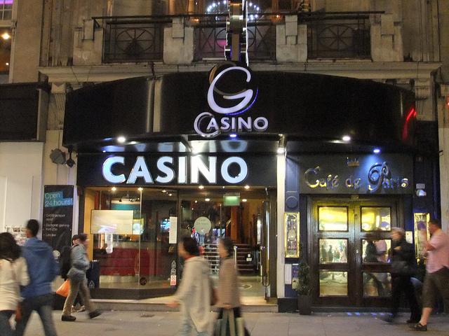 leicester square casino