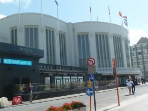 L-elegance du Casino de Knokke