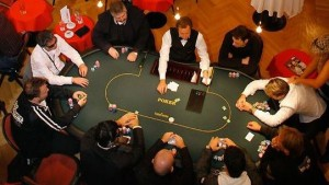 Poker du Casino Baden